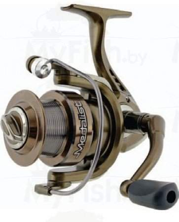 Катушка Konger MEDALIST METHOD FEEDER LONG CAST 630 FD, 5 ш.+1 р. п., 5.2:1, 301 г, арт.: 00-00007264-RI