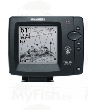 Эхолот Humminbird Matrix 748x 3D, арт.: HB-748X3D