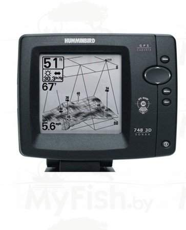 Под ЗАКАЗ! Эхолот Humminbird Matrix 748x 3D, арт.: HB-748X3D