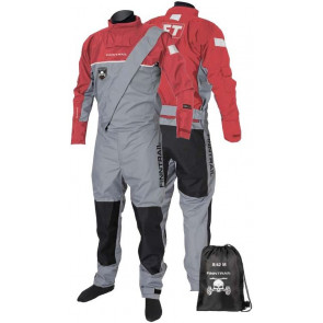 Сухой костюм Finntrail Drysuit 2501 Gray/Red