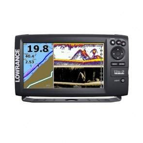 Эхолот Lowrance ELITE-9 CHIRP картплоттер