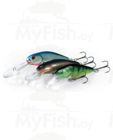 Воблер SALMO PL PH 12 F Perch , арт.: PH 12 F