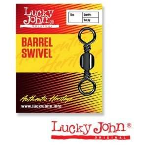 Вертлюжки Lucky John BARREL SWIVEL