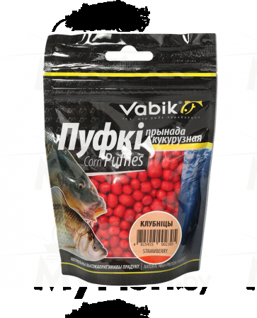 Приманка Vabik CORN PUFFIES Мотыль, арт.: 6599-ABI