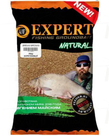 Прикормка Expert Natural Brown , арт.: EX-NaturalBrown