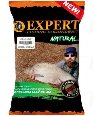 Прикормка Expert Natural Red, арт.: EX-NaturalRed