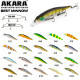 Воблер Akara Best Minnow 100SP 15 гр. (9/17 oz 3,9 in) A23; BM100SP-A23