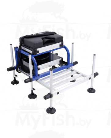 Платформа Flagman High Quality Seatbox with foot plate blue frame D25mm, арт.: DKR016-FL