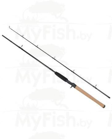 Спиннинг SALMO DIAMOND JERK CAST 100,1.80м, тест до 100, IM-7, арт.: 5432-180