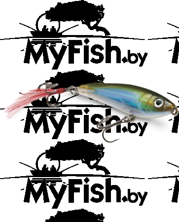 Воблер RAPALA X-Rap Subwalk XRSB15, арт.: XRSB15
