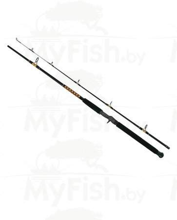 Спиннинг SALMO POWER STICK TROLLING CAST, 2.40м, тест 50 - 100, композит, арт.: 2405-240