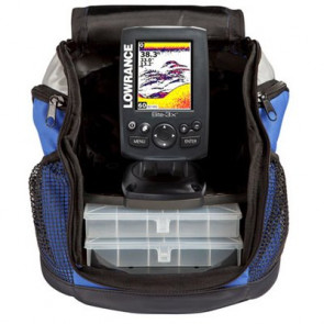 Эхолот Lowrance Elite-3x All-Season Fishfinder Pack