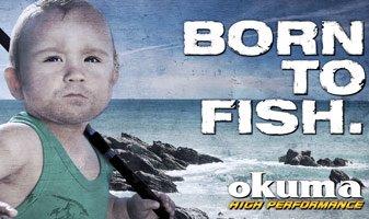 Okuma - Рожденный Рыболовом! Вдохновение Рыбалки!